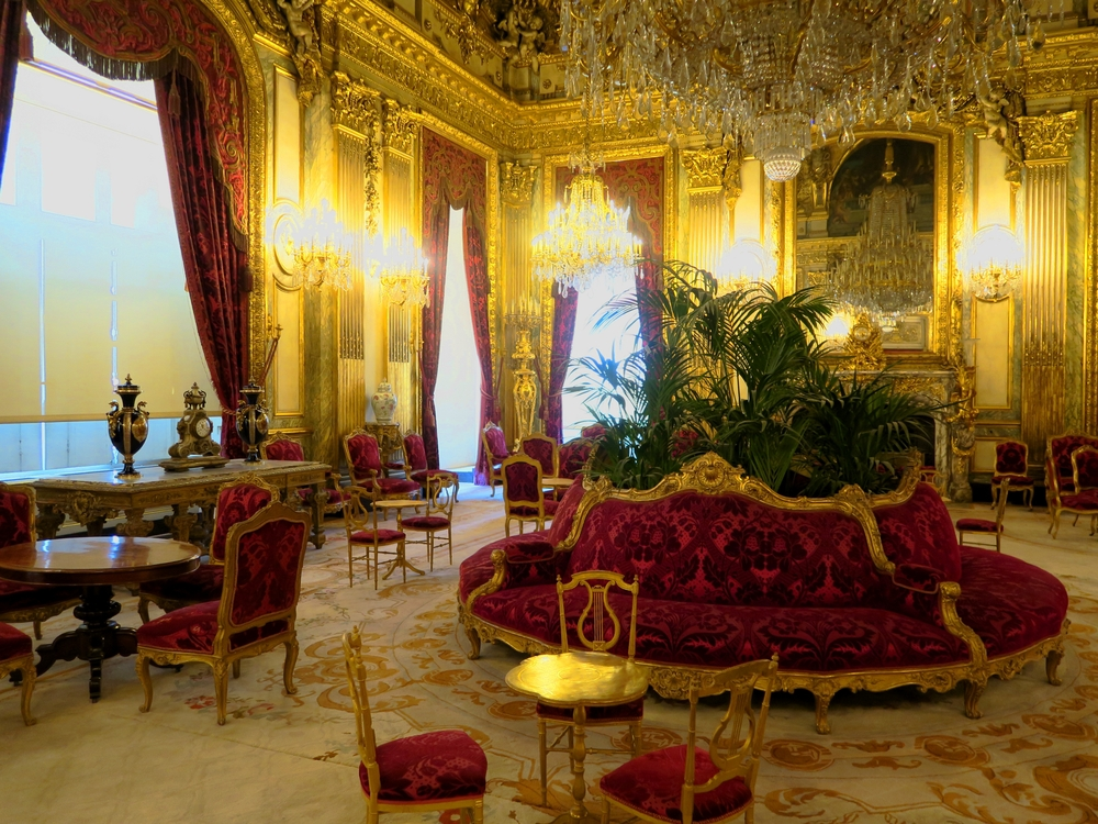 Salon of Napoleon III