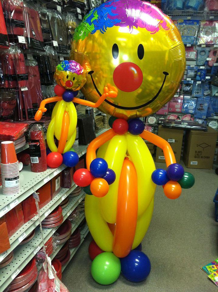 Clown People Starting Price $14.99-$49.99