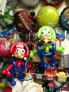 $15ea Mario Brothers