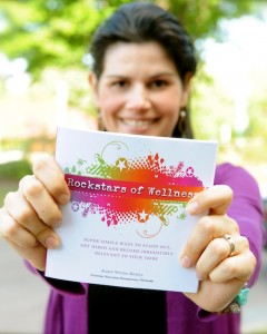Rockstars of Wellness Book - Karin Witzig Rozell