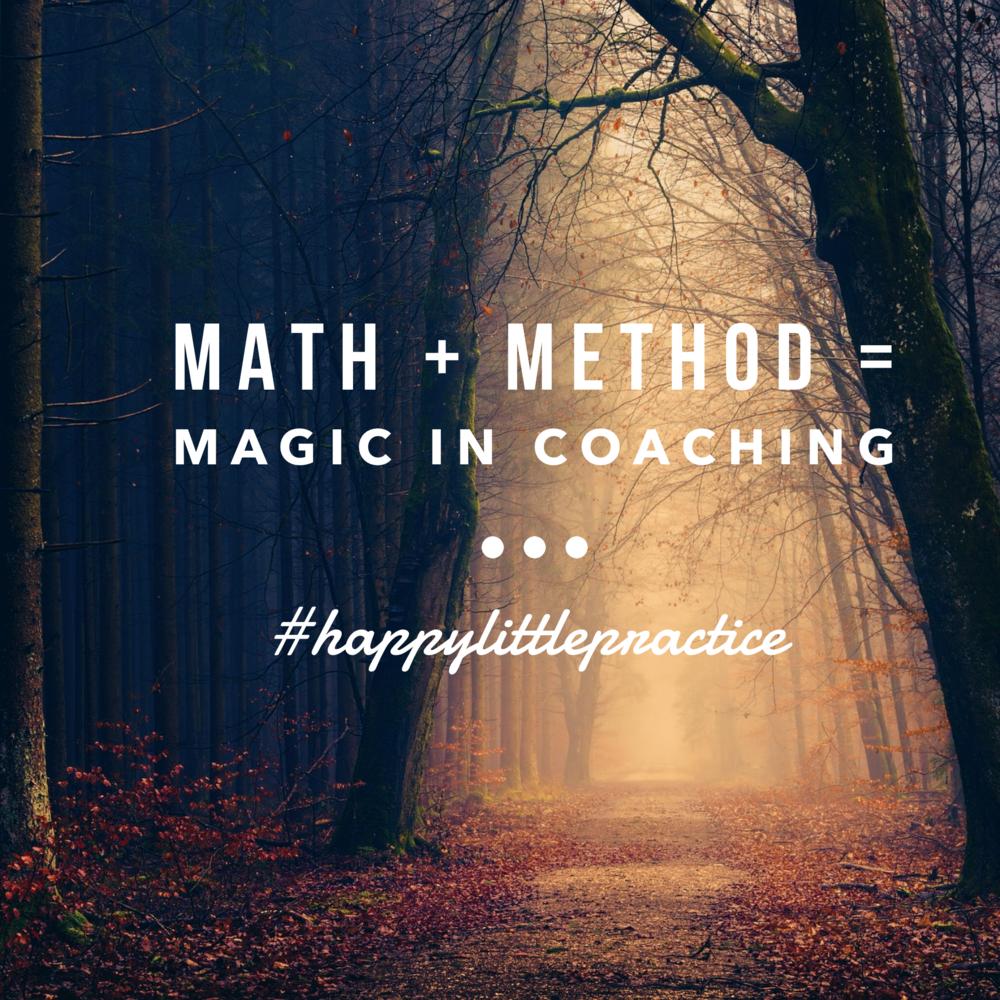 Math + Method