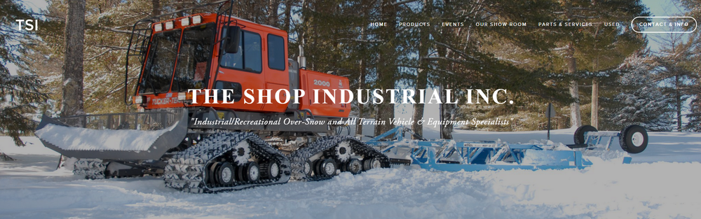 The Shop Industrial inc