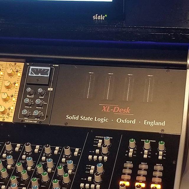 Something new at Premier recording studios in Phoenix.