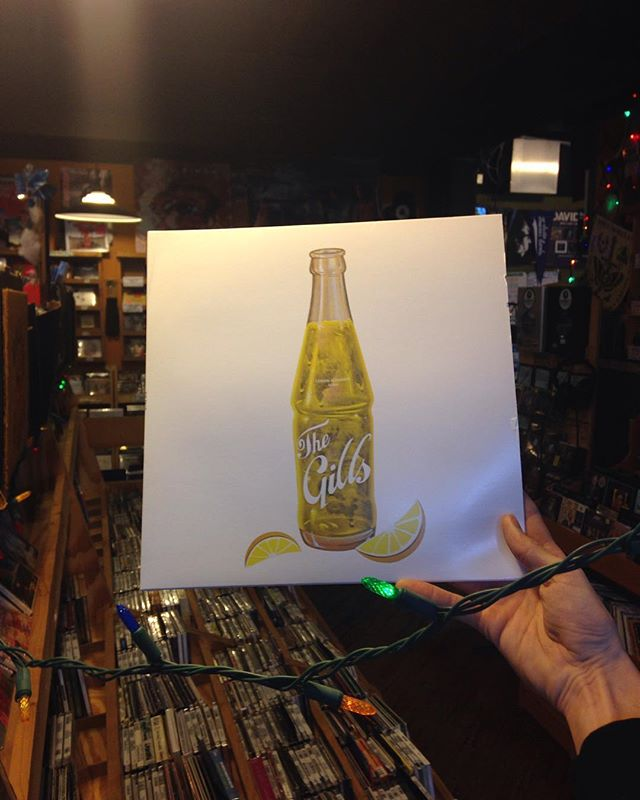 We just dropped a few of these babies off @grimeys record adoption center. Won't you consider giving one a home? ⚡️🍋⚡️