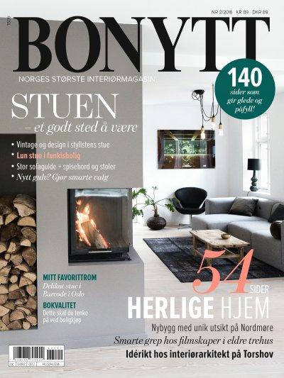 Bonytt - Nr. 2 / 2016