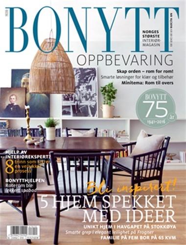 Bonytt - Nr. 9 / September 2016