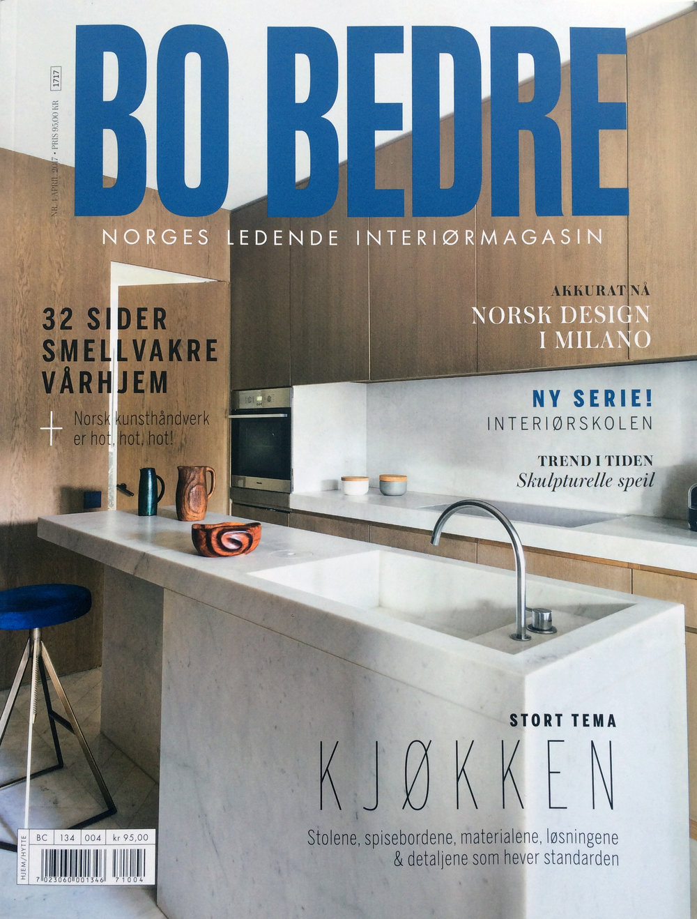Bo Bedre - Nr. 4 / April 2017