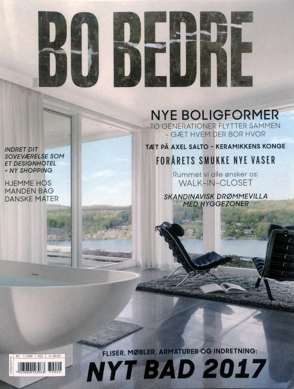 Bo Bedre DK - Nr. 2 / Feb 2017