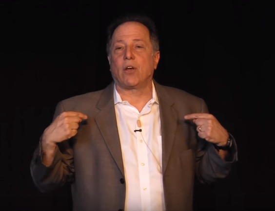 One of the world's leading experts on men and masculinities, Dr. Michael Kimmel.