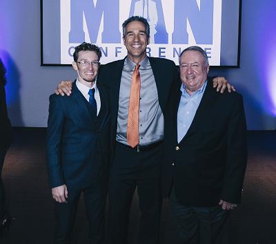 Dale Vaughn (left),Ray Arata (center),Ed Gurowitz (right)