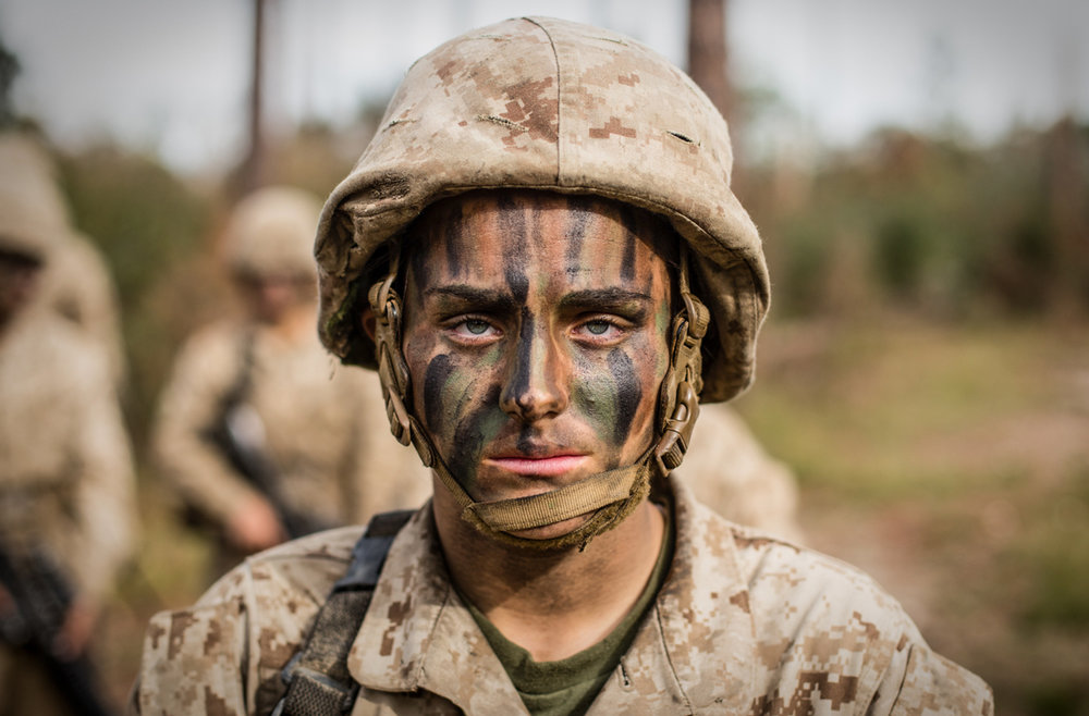 Lieutenant Virginia Brodie, United States Marine Corp. (Photo Credit: MOAA.org)
