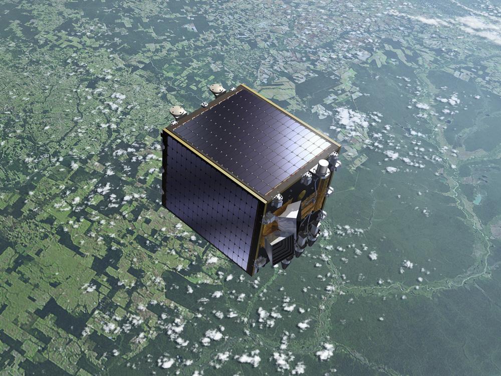 Remote Sensing (Proba - V)