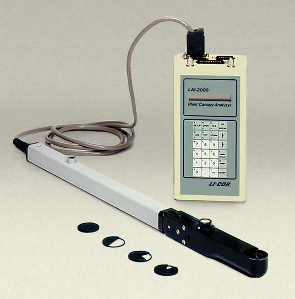 LAI - 2000 Plan Canopy Analyzer