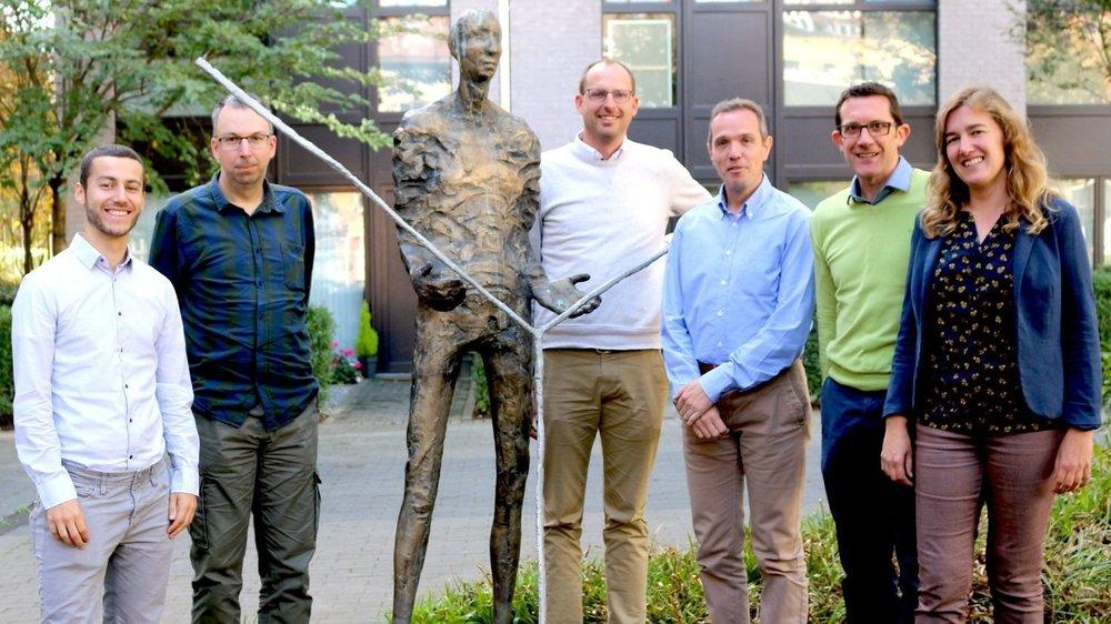 De Watergroep, KWR and VUB start collaboration project