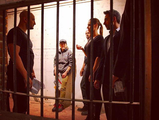 Gang's all here 🤪🎬🔥 . . . . . #tuesday #work #bts #squad #tvseries #comicbook #onset #setlife #thankful #chosenkinofficial #chosenkinorigins #chosenkinnewbreed #amazon #superhero #picoftheday #Hollywood #action #producer #isparkedstudios