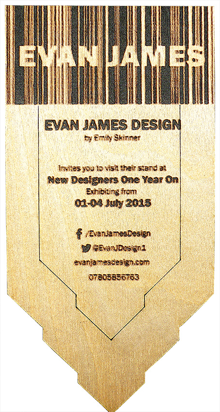 The Etched Invite