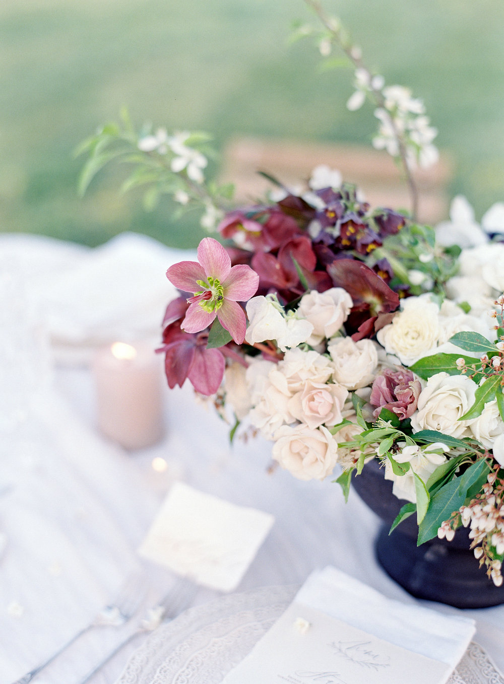 Blossom and vine washington dc wedding flowers