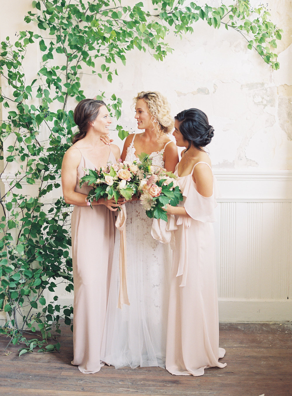 Blossom and Vine Sophie Felts Washington DC Wedding Flowers Florist