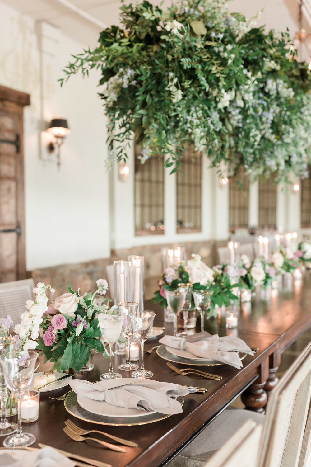Sophie Felts Floral Design | L + J at Stone Tower Winery | DC Wedding Florist | Maryland Wedding Florist