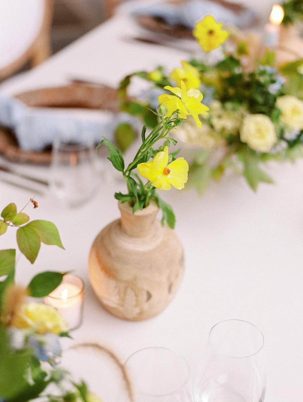 Sophie Felts Floral Design | DC Wedding Florist | Rachel May Workshop | Catesby Farm Estate