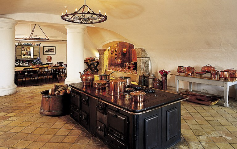 The Kitchen  - good for breakfast, winetasting or even weddings