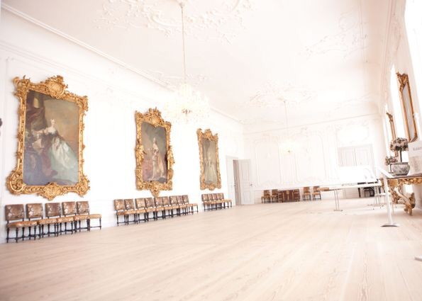 The main hall