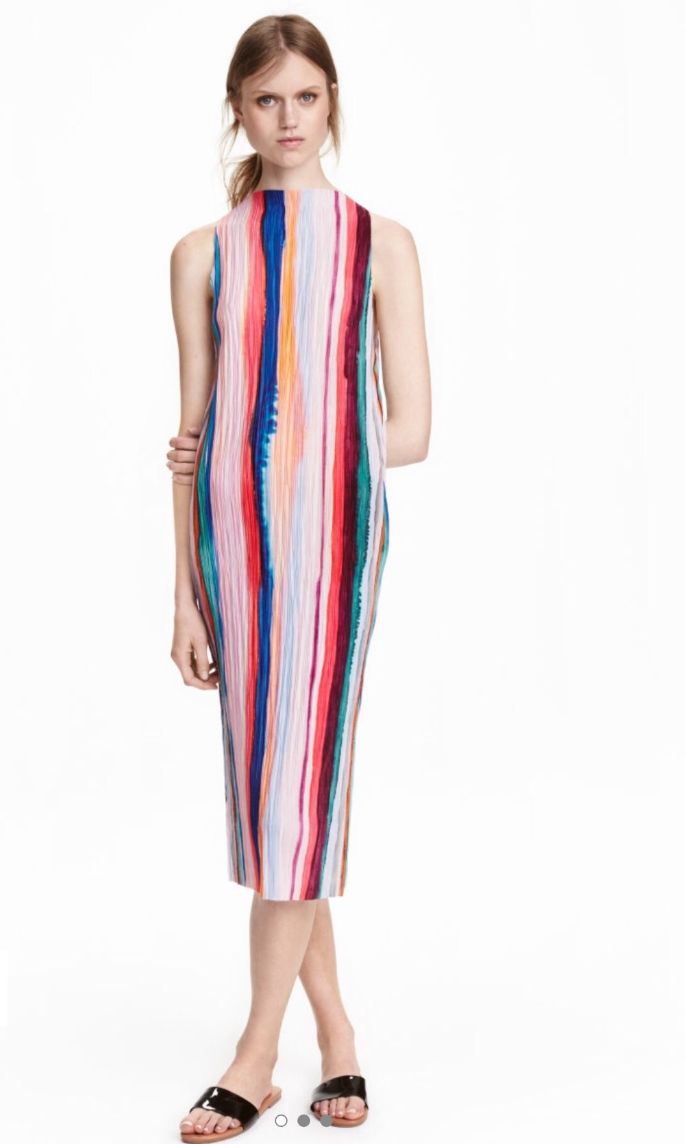 Multi colored Dress from HM 299 Dkk