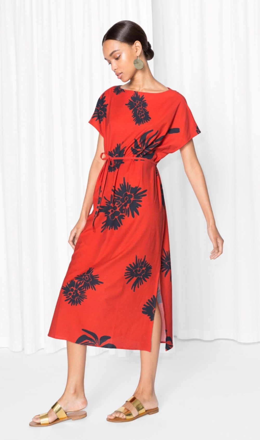 Red Dress from And Other Stories 450 Dkk