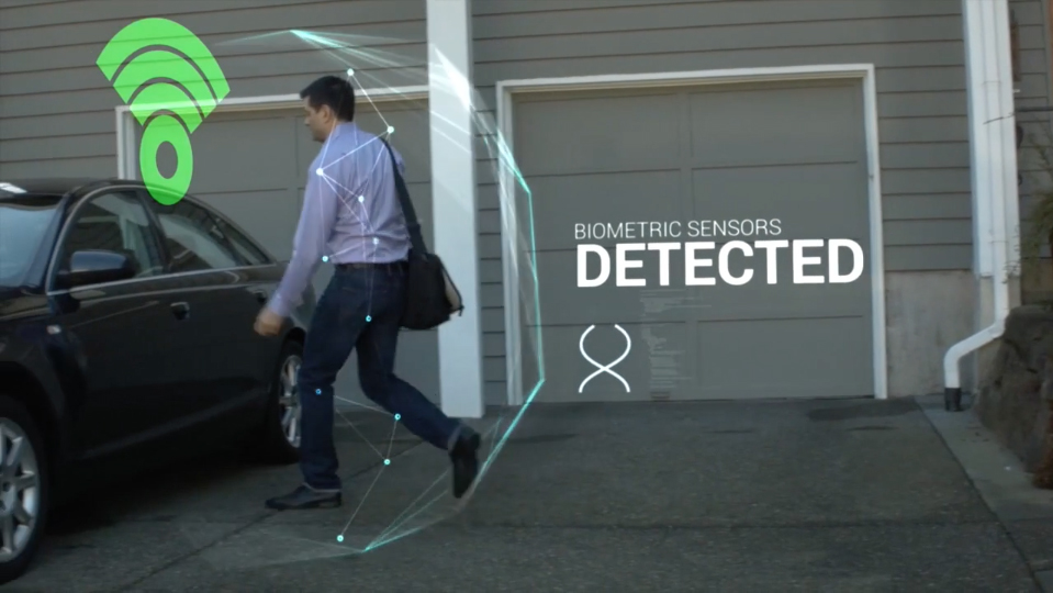 The Future of Biometrics - Concept Video Producer / Director + Editing & Color
