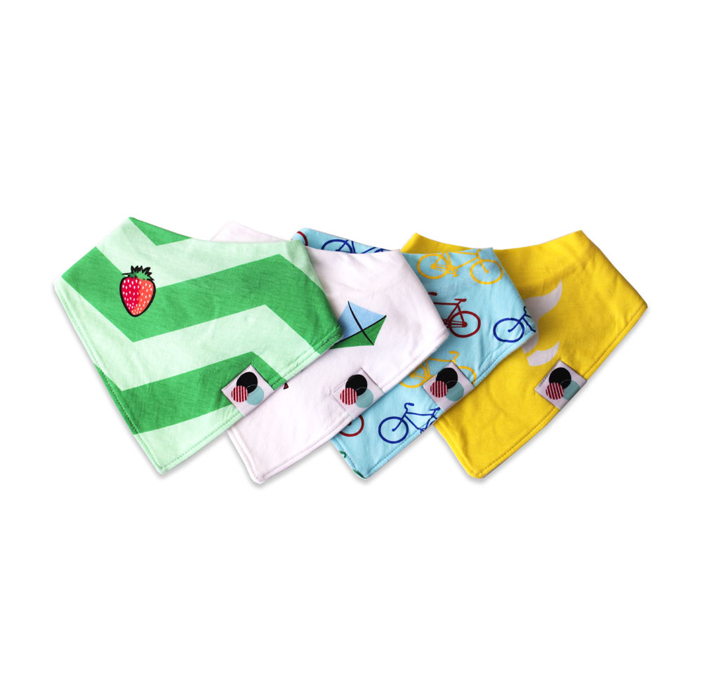 Parker | Baby Bandana Bib Collection