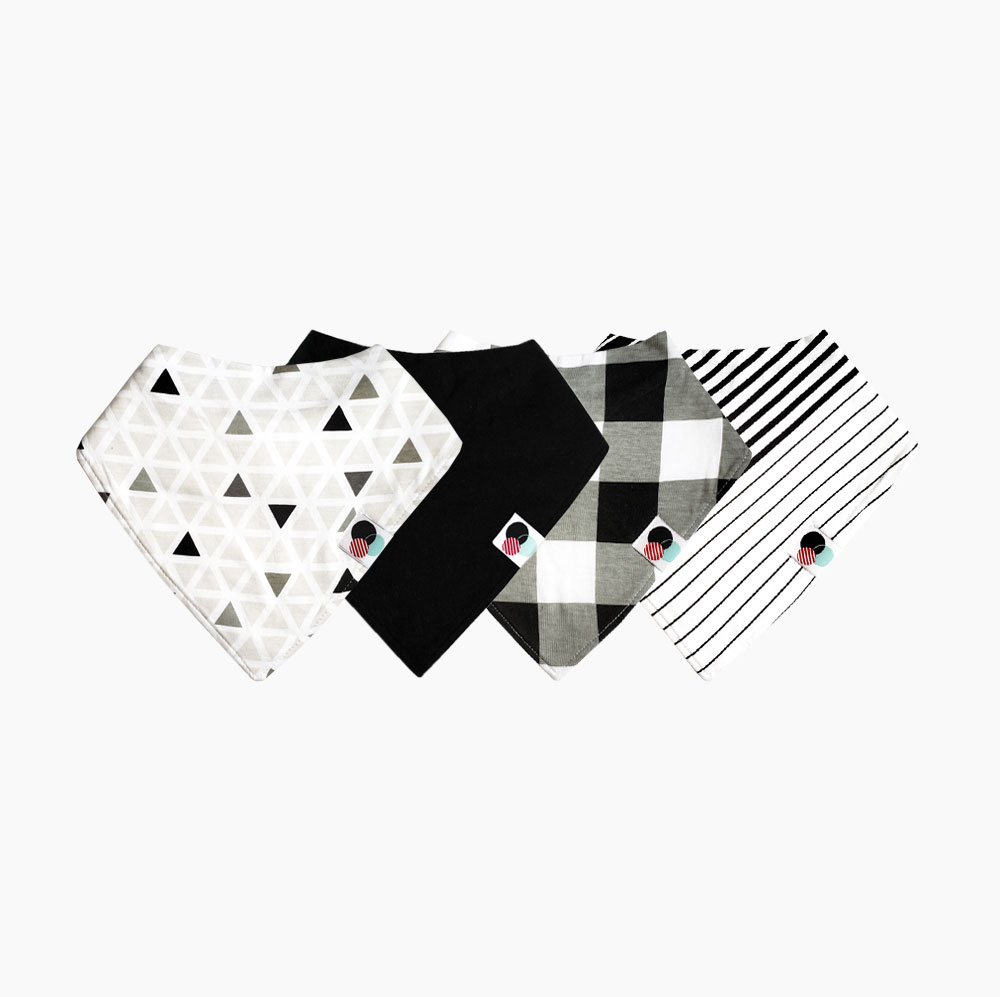 Jack | Premium Baby Bandana Bib Collection