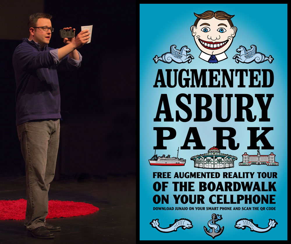 TEDx Talk - Augmented Asbury Park