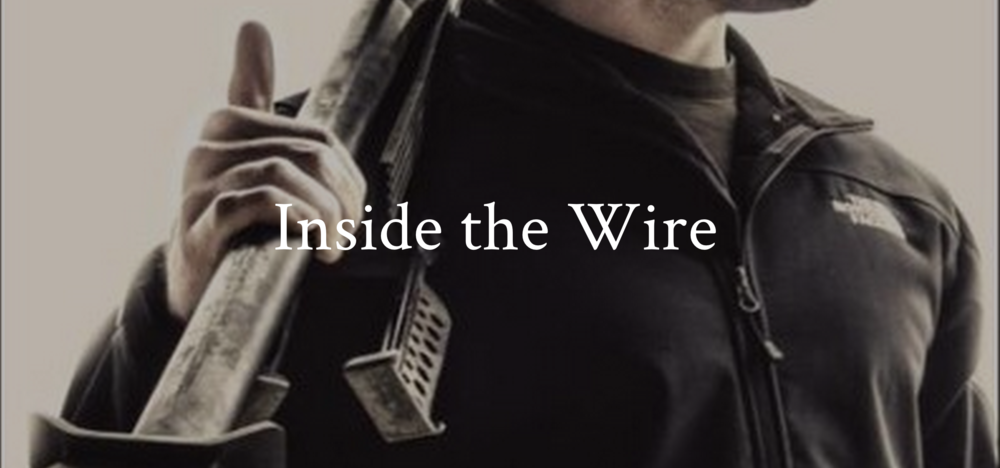 "Level West Integral's ""BLOG"" Items (INSIDE THE WIRE)"