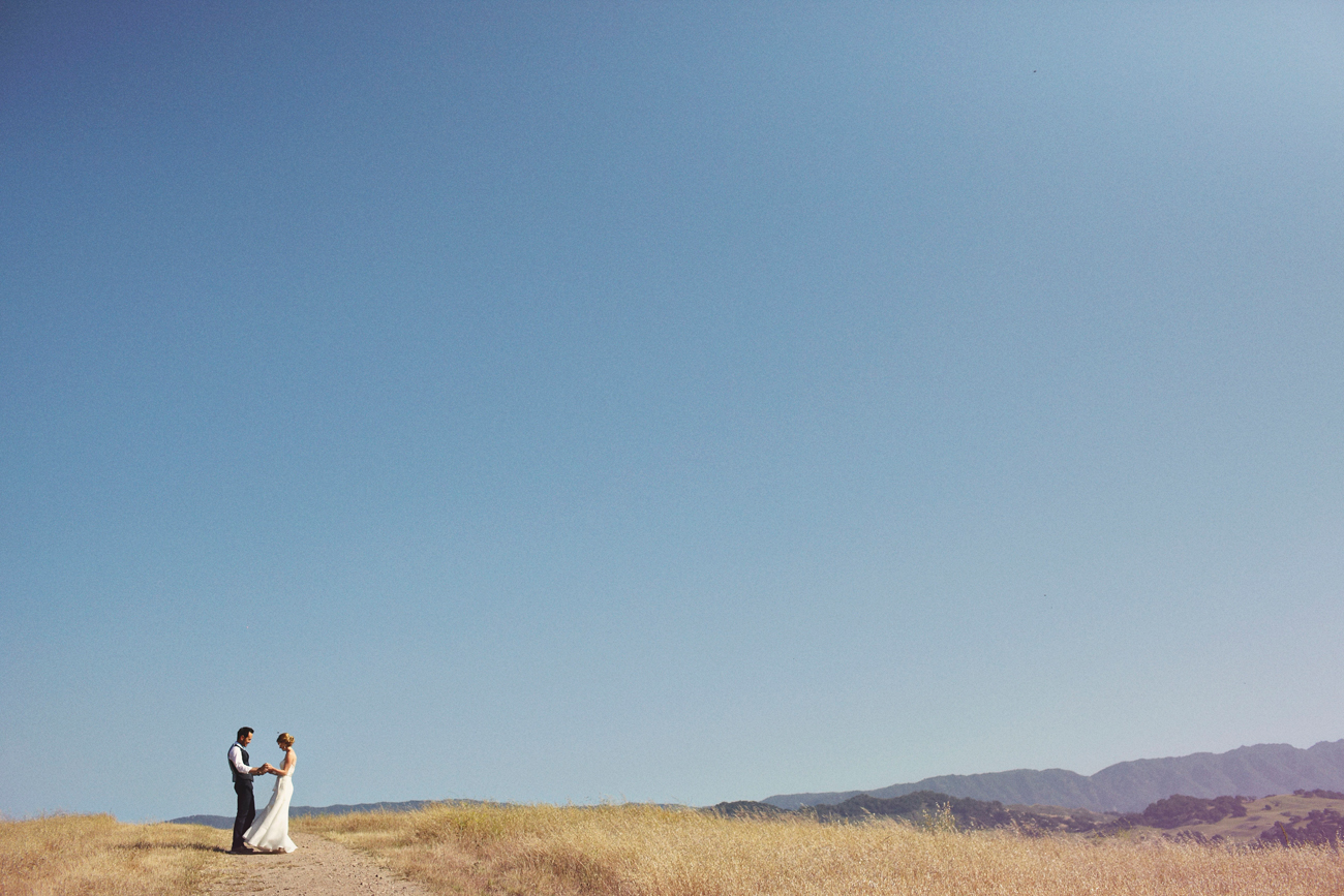 California central coast wedding