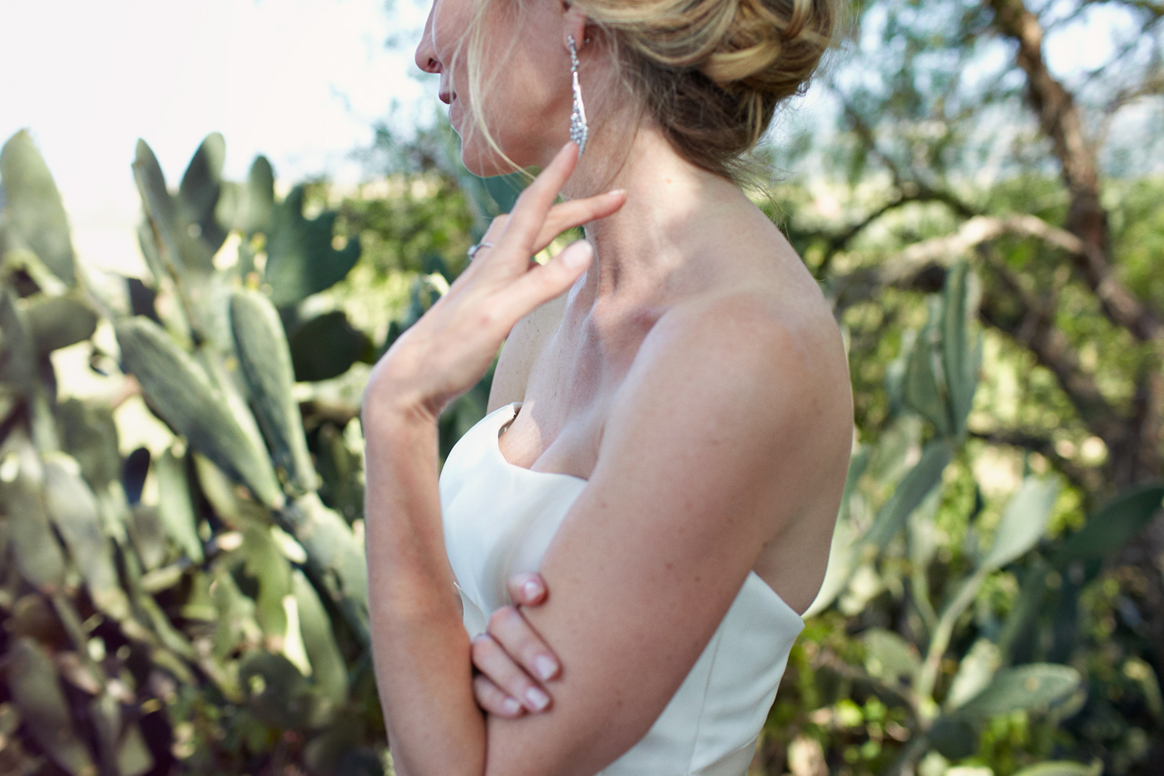 California central coast wedding bridal portraits