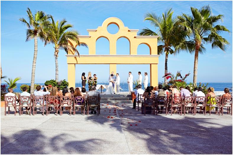 Mexico wedding venue on beach