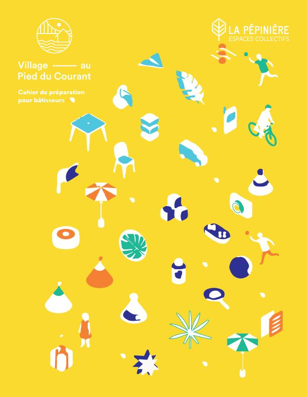 Dossier de presse  Co-design  Village au Pied-Du-Courant