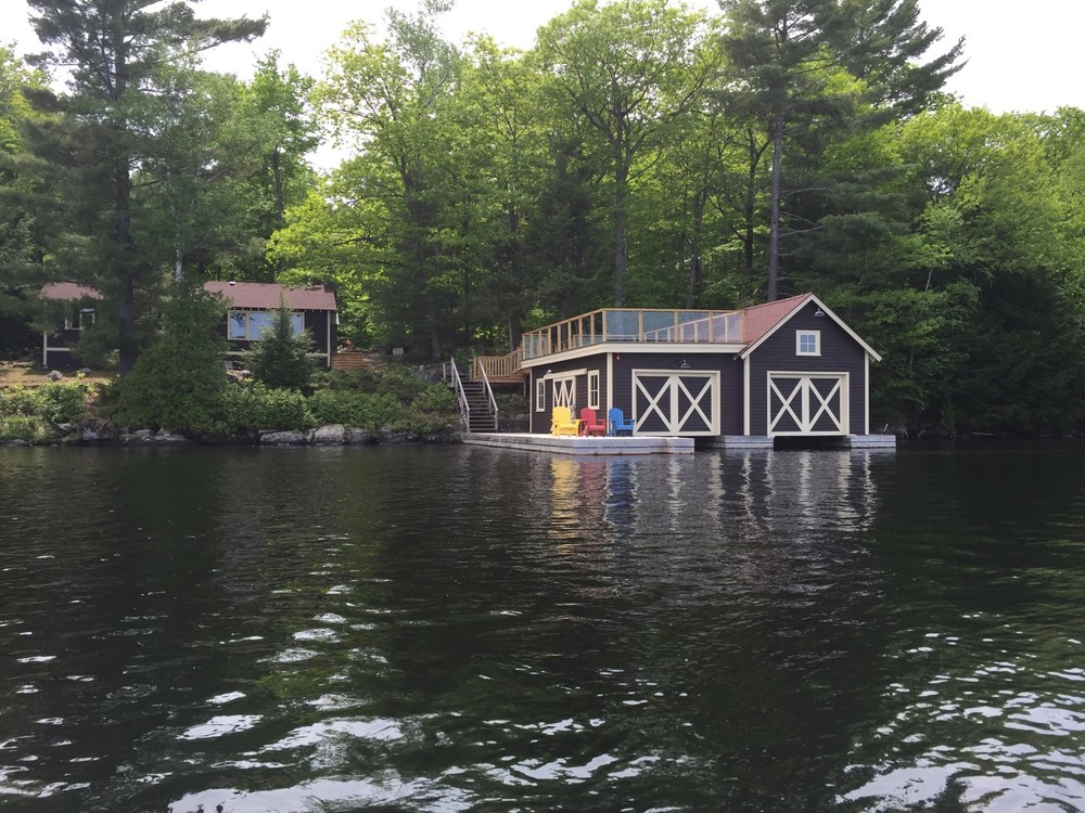 WESTWINDS BOATHOUSE
