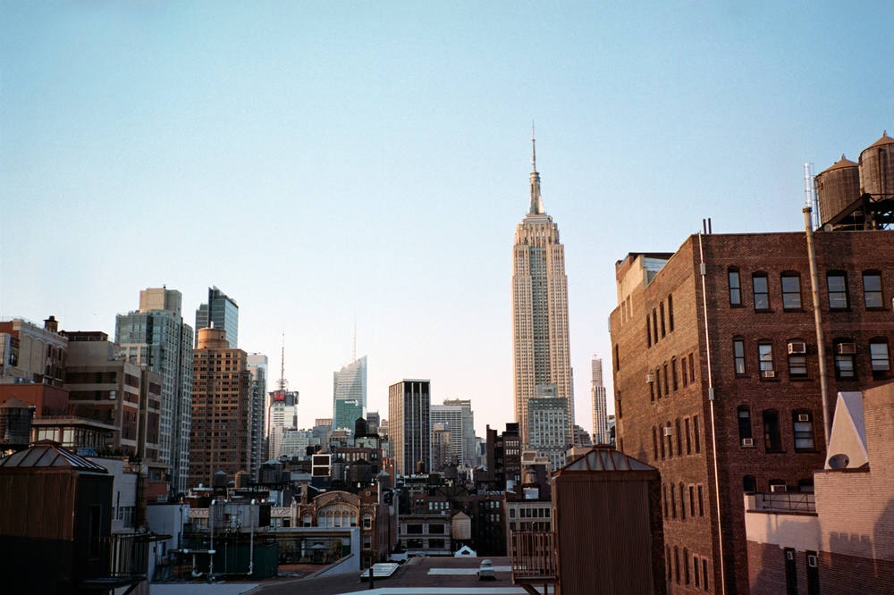 new york, 2015. contax t3, kodak 35mm portra 400.