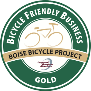 In 2013, BBP reapplied and became 1 of 9 Platinum Bicycle Friendly Businesses in the U.S.
