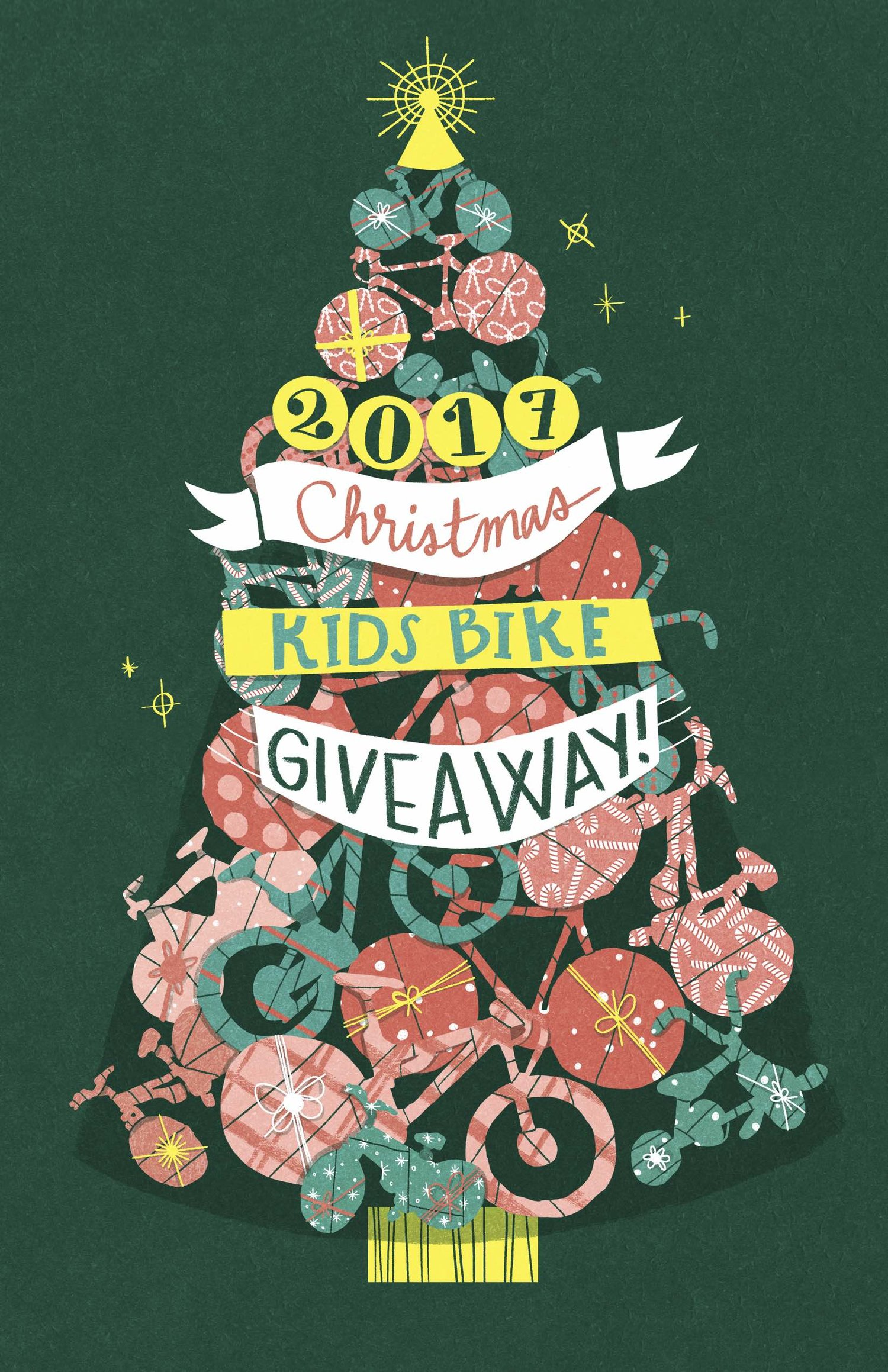 Christmas Kids Bike Giveaway — Boise Bicycle Project