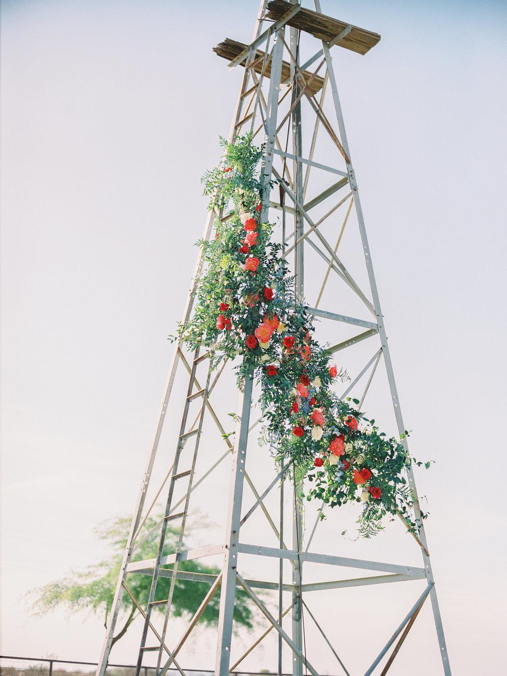 dairy farm wedding - 10