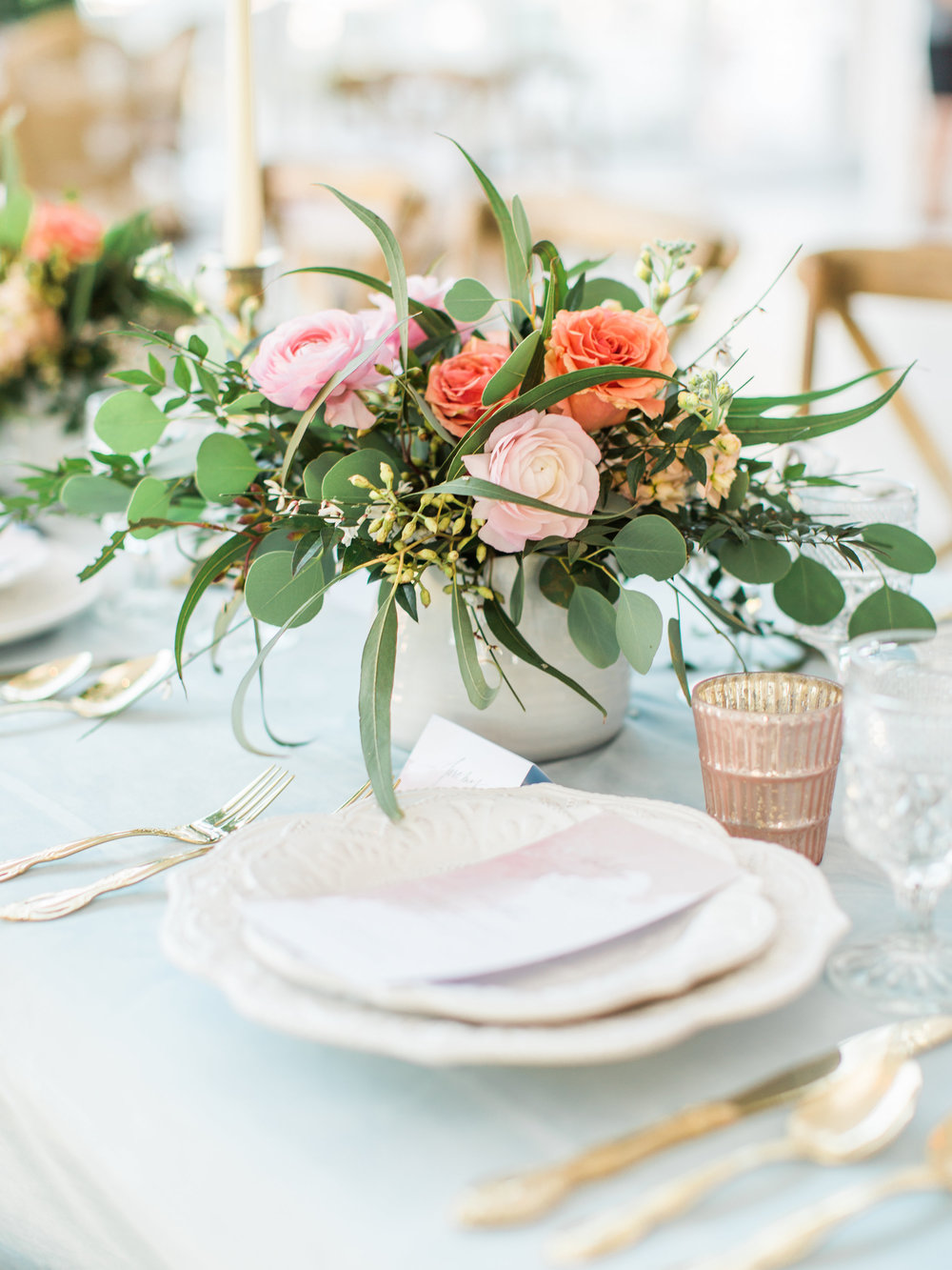 Large Round Centerpiece