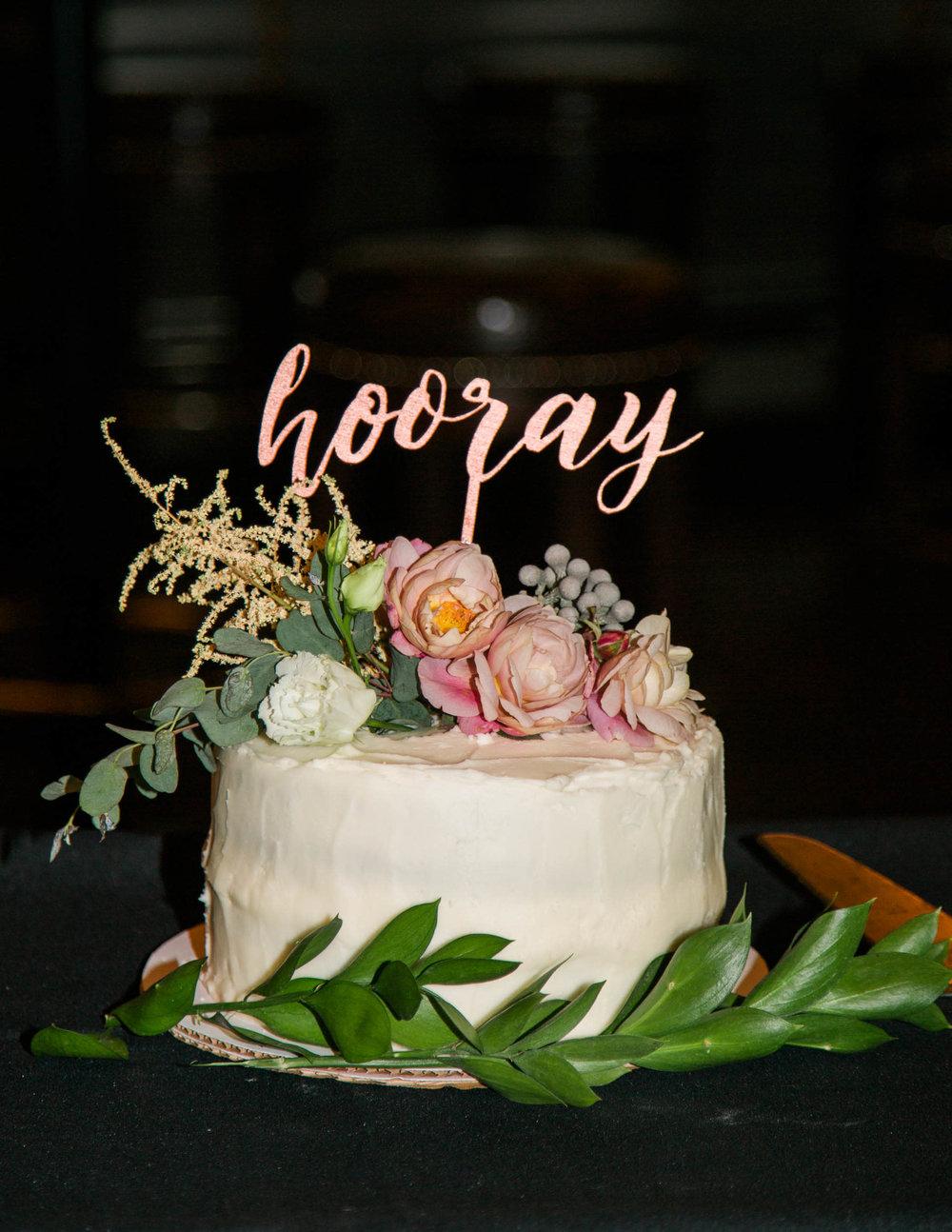 Cake Floral