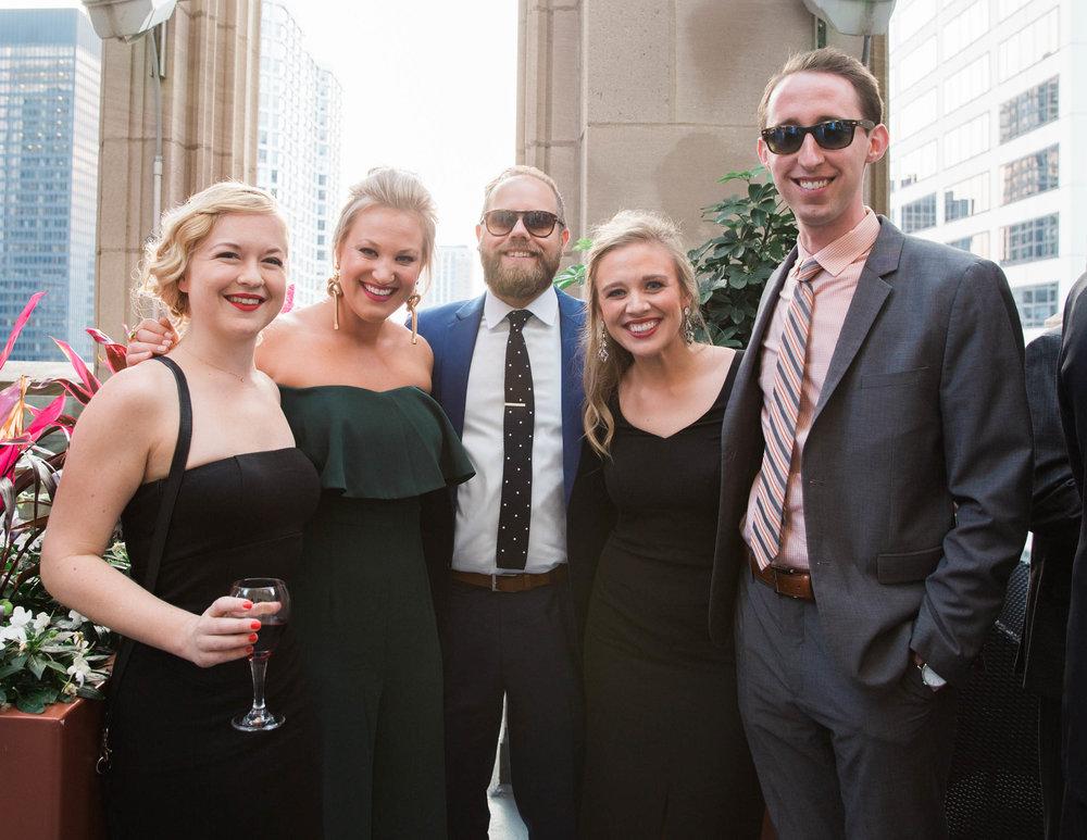 Chicago Tribune Tower Wedding