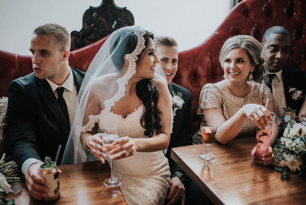 Pre-Wedding Drinks