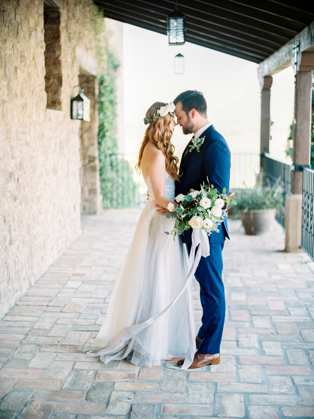 Spring Wedding in the Superstition Mountains