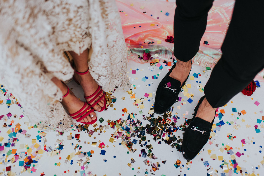 Millennial Inspired Wedding