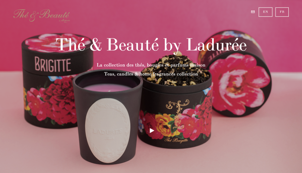 Latest work :  www.ladureethebeaute.com