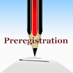 Preregistration